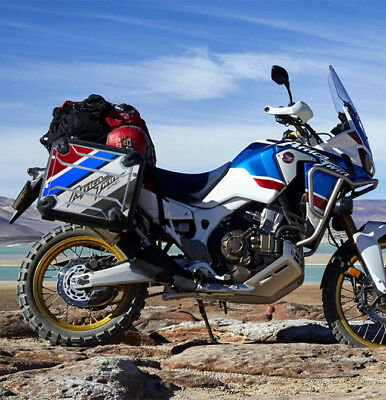 Kit Protez Adesive Valigie Honda Africa Twin Crf1000L Adventure Sports Vhasa-001