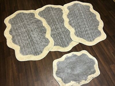 ROMANY WASHABLES GYPSY MATS X PLASTIC TO COVER BUNKS GREAT QUALITY STRONG CLEAR