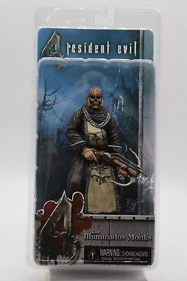 Resident evil 4 los illuminados monks sealed boxed figure skull resident evil 4 los illuminados monks sealed boxed figure skull crossbow neca aloadofball Image collections