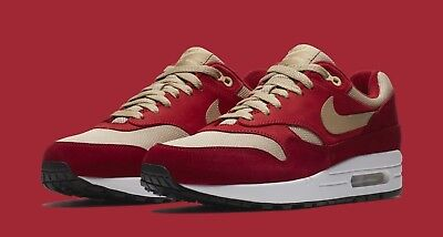 air max 1 retro red curry