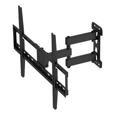 "TV Wall Mount Bracket Up to 70"" Articulating Arm Tilt Swivel Rotate Single Stud"