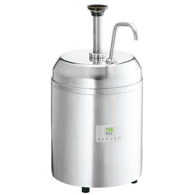 Server - 94070 - Insulated Jar & Condiment Pump For #10 Can
