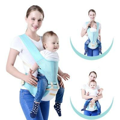 BABY LAB Baby Carriers Backpack Ergonomic Kangaroo Hipseat Newborn Wraps Sling