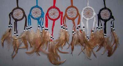 "Native Pride Dream Catchers - Circular - 2"" Diameter 6Pc Lot (NPDC176 ^*)"