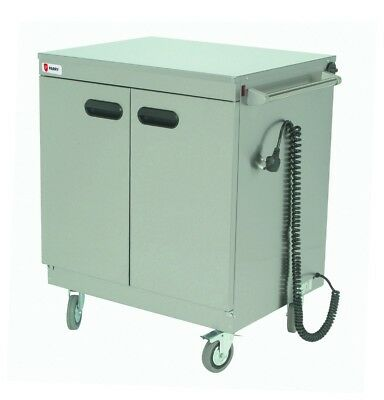 Parry 1888 Mobile Hot Cupboard (Boxed New)