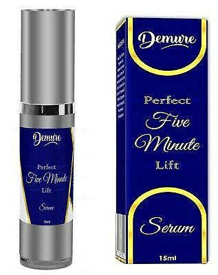 My Perfect 5 Minute Instant Face Lift Eyes Serum Anti Aging Anti wrinkle NEW