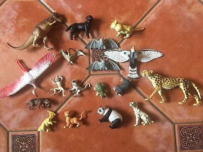 ASSORTMENT OF ELC Early Learning Centre AAA Solid Plastic Animal Toy ...
