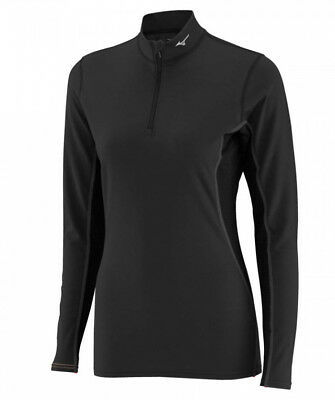 Mizuno Midweight Thermal Performance Damen schwarz