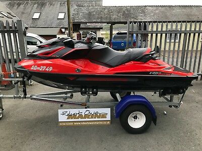 2017 Seadoo RXP-X 300 - 16hrs Use - Roller Trailer - Cover - 12 months Warranty!