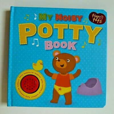 Little Baby Bum The Potty Song Sound Book Ages 0 Months+ New Birthday Gift Board