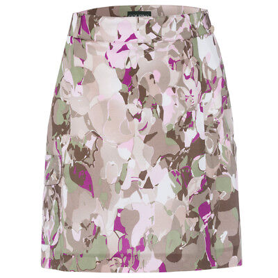 Golfing Printed Stretch Skort Damen