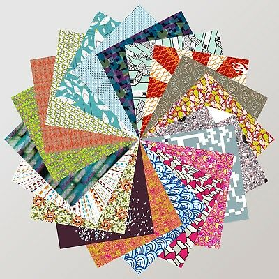 Origami Paper | 200 Sheets, 15cm Square | Designer Patterns Complete Collection