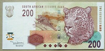 South Africa 200 Rand P132 2005 Unc