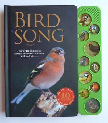 Bird Song with 10 real bird sound at a touch of a button
