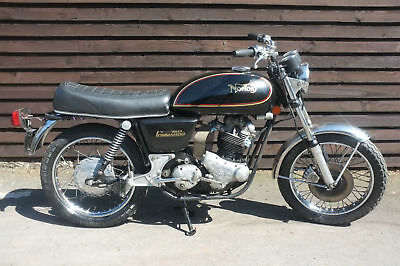 Norton Commando BARN FIND 1971 Matching Numbers *RARE US IMPORT*