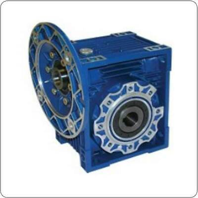 MRV130 Right Angle Worm and Wheel Gearbox.