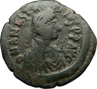 Anastasius 491AD Constantinople Follis Authentic Ancient Byzantine Coin i69636