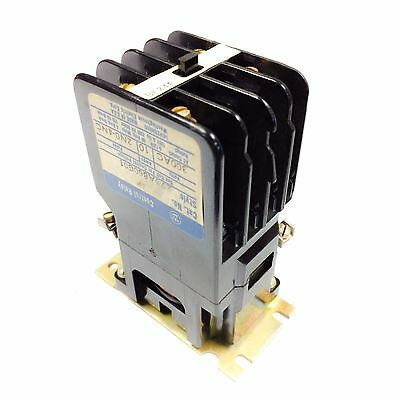 Bf24F Westinghouse Control Relay 300V Contacts 120 Vac Coil