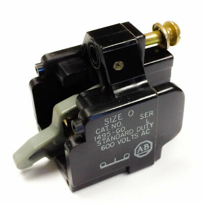 1495-G0 Allen Bradley Auxiliary Contact