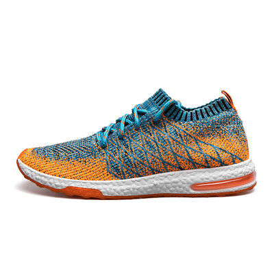 Men's Weaving Sneakers Casual Sports Athletic Breathable Running Shoes Outdoor