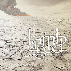Lamb Of God ‎– Resolution Vinyl 2LP Roadrunner Records 2012 NEW/SEALED