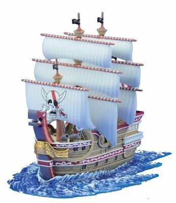 Bandai Hobby One Piece Grand Ship collection Red Force Japan Import