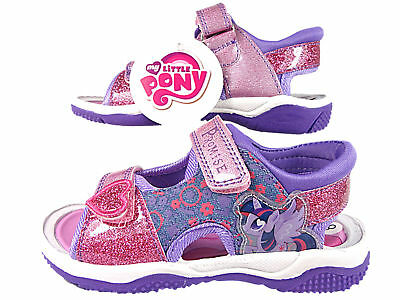 NEW My Little Pony Sports Sandals sizes 6-12 girls shoes trainers beach summer