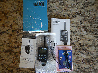 Pocket Wizard Multimax 32-Channel Transceiver In New Condition