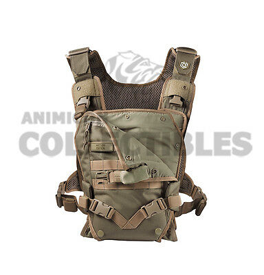 Mission Critical Tactical FRONT BABY CARRIER COYOTE TAN BROWN Army Navy Desert