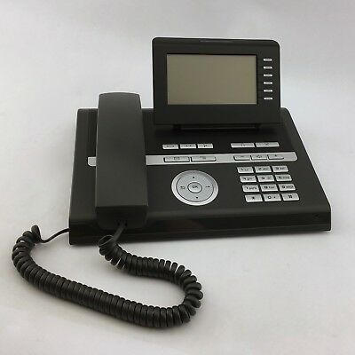 Siemens Unify Open Stage 40 SIP Systemtelefon, PoE, VoIP, Business Telefon, 1A