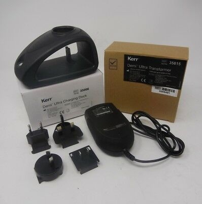 Kerr Demi Ultra Curing Light Cradles AND charger adapter