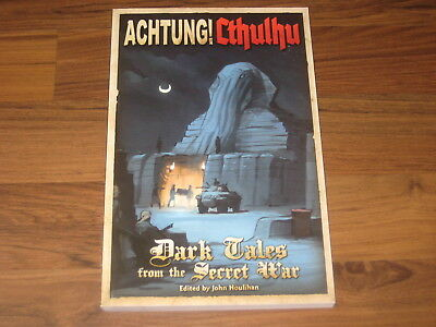 Achtung! Cthulhu Dark Tales From the Secret War Modiphius Entertainment New