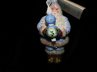 Patricia Breen Jeweled Crowning Glory Snowman