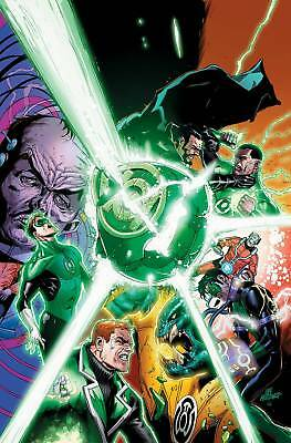 Hal Jordan And The Green Lantern Corps #45 - Dc Universe - Release Date 23/05/18