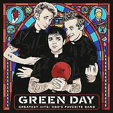 Green Day - Greatest Hits - Gods Favorite Band cd release 17/11/2017