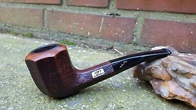 Freehand-Pfeife pipe 'Savinelli Autograph Collection 1989' 6mm Estate