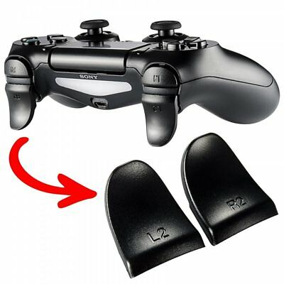 Sony Ps4 Dualshock Controller R2 L2 Trigger Extenders Fifa Fortnite Uk Dispatch