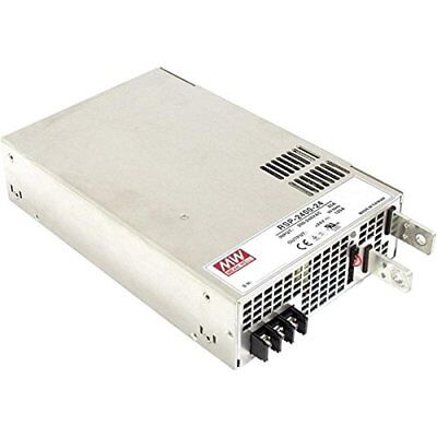 Switching power supply 2400W 48V 50A MeanWell RSP-2400-48