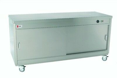 Parry HOT12 Solid Top Hot Cupboard (Boxed New)
