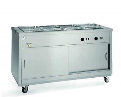 Parry HOT12BM Hot Cupboard with Bain Marie Top (Boxed New)