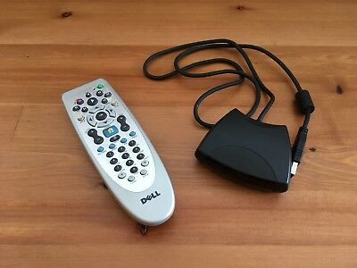 Dell OVU104007/00 IR Receiver with Genuine Dell RC6 IR Remote