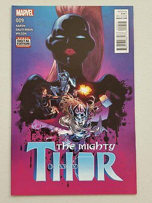 THE MIGHTY THOR  #9 - 1st PRINT  MARVEL COMICS 2016