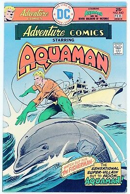 Adventure Comics #443 (Feb. 1976, DC)