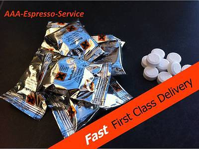 12x Descaling + 12x Cleaning tablets for SAGE coffee machine