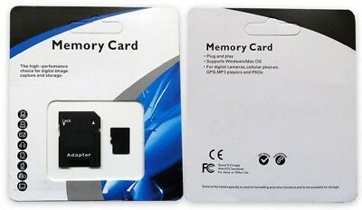 256GB Micro SD HC SDXC Universal Memory Card Class 10 TF Flash For Phone Camera