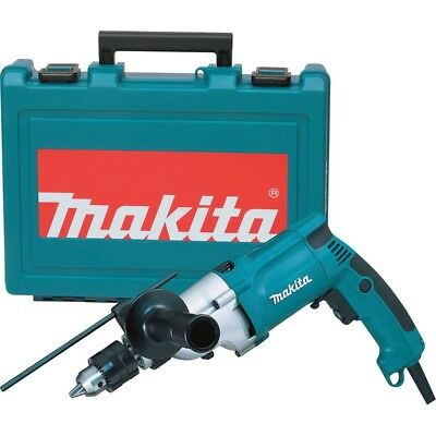 HP2050 - 6.6 Amp 3/4 in. Corded Hammer Drill with Torque Limiter + Key Hard Case