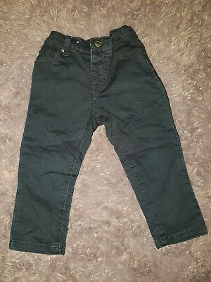 Target Navy Jeans Size 2
