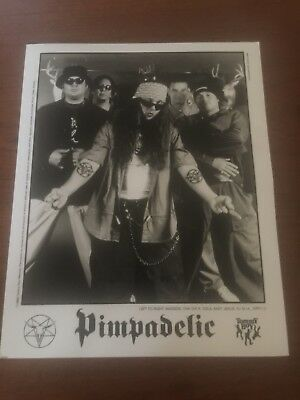 Rare Pimpadelic  Press Photo - 8 x 10 Tommy Boy