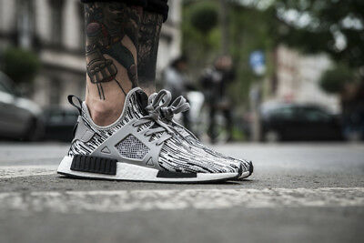 ef66ec625 NEW Adidas NMD XR1 PK Primeknit Men s Shoes Black Grey BY1910 SHIPS DOUBLE  BOXED