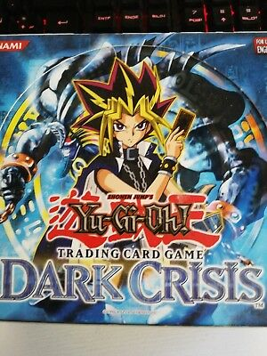 Yu-Gi-Oh! Dark Crisis Komplettset (Vampire Lord - Judgement of Anubis) Unlimited